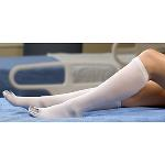 MCKESSON ANTI-EMBLOISM STOCKING KNEE HIGH, XL-REG
