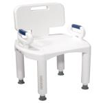 DRIVE BATH SEAT WITH BACK UP TO 300LB