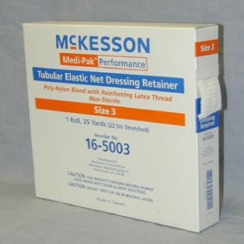 MCKESSON TUBEGAUZE PER FT, NET #3
