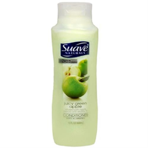 SUAVE CONDITIONER NATURAL APPLE, 12OZ