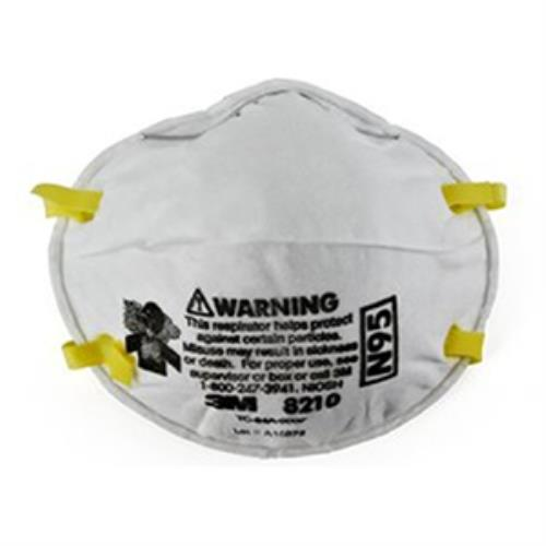 3M PARTICULATE RESPIRATOR MASK, N95