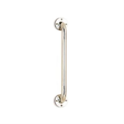 NOVA WALL GRAB  BAR CHROME, 18IN