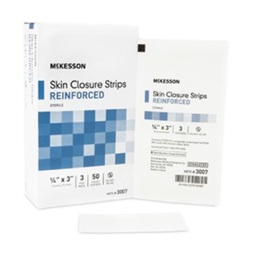 MCKESSON SKIN CLOSURE STERI-STRIP 1/4