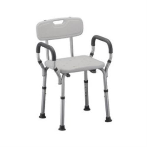NOVA BATH SEAT WITH ARMS & BACK