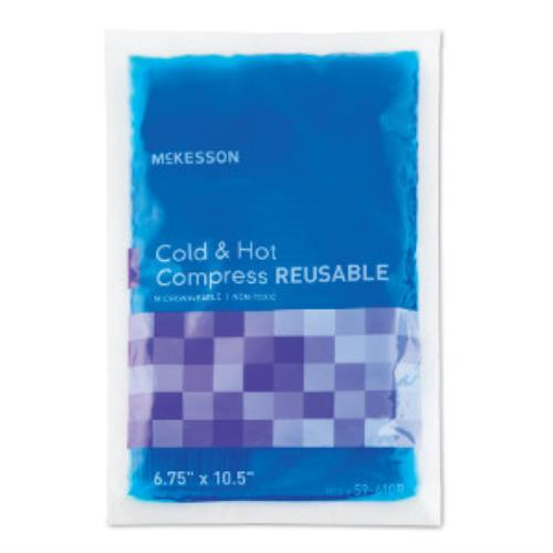 MCKESSON REUSABLE HOT/COLD COMPRESS, 6IN X 10.5IN