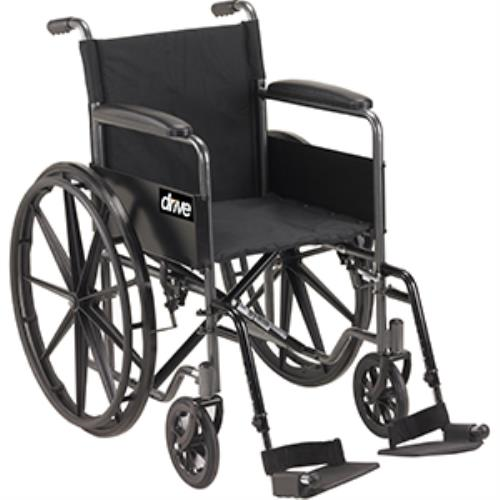 DRIVER SILVERSPORT WHEELCHAIR FX, SA 18IN