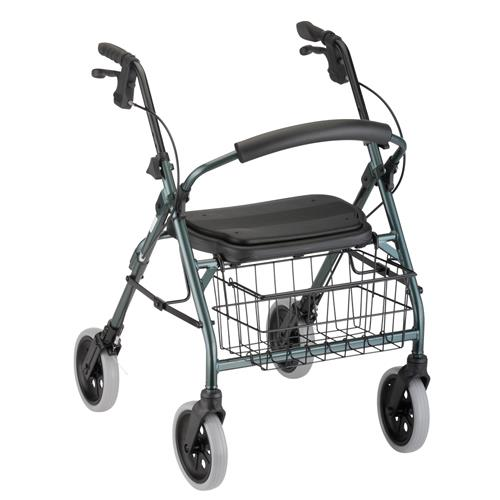 NOVA CRUISER DELUXE WALKER, GREEN