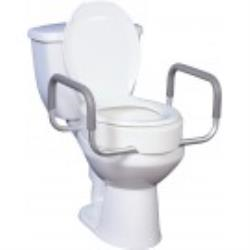 TOILET SEAT ELEVATOR ELONG W/ REMOVABLE ARMS