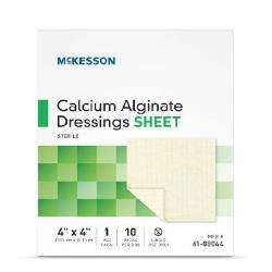 MCKESSON DRESSING, CALCIUM ALGINATE 4