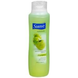SUAVE SHAMPOO NATURAL APPLE, 12OZ