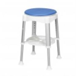 DRIVE BATH STOOL W/SWIVEL SEAT